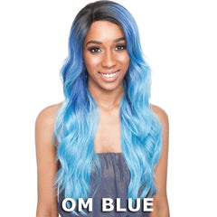 ISIS Red Carpet Premium Synthetic Hair Lace Front Wig - RCP728 MERMAID 5