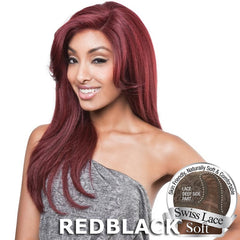 SIS Collections Soft Swiss Lace Front Wig - BS201