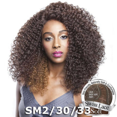 SIS Collections Soft Swiss Lace Front Wig - BS204