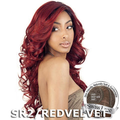 SIS Collections Soft Swiss Lace Front Wig - BS207