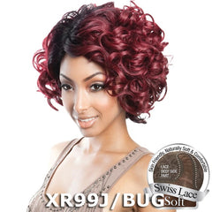 SIS Collections Soft Swiss Lace Front Wig - BS208