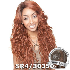 SIS Collections Soft Swiss Lace Front Wig - BS211