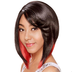 "Zury Sis Invisible Lace Top Part Lace Front Wig - MIZANI (""C""-Part)"