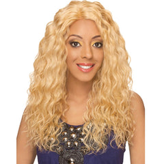 "Zury Sis Invisible Lace Top Part Lace Front Wig - LOLA (""C""-Part)"