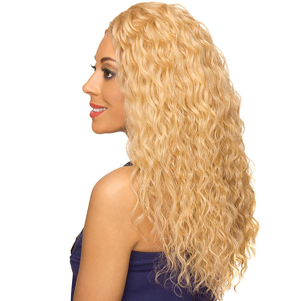 "Sis Invisible Lace Top Part Lace Front Wig - LOLA (""C""-Part)"