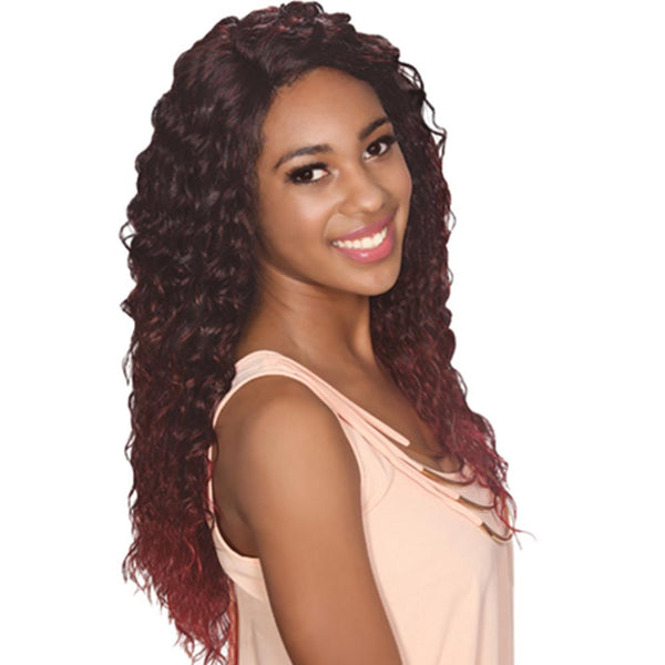 Sis Invisible Top Part Lace Front Wig - INDIE
