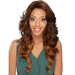 "Zury Sis Invisible Lace Top Part Lace Front Wig - OPAL (""C""-Part)"