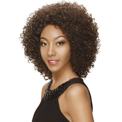 "Zury Sis Invisible Top Part Lace Front Wig - SUZANA (""C""-Part)"