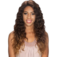 Sis Invisible Top Part Lace Front Wig - BOHO
