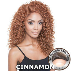 Isis Cotton Lace Front Wig - RCP807 ASTER (CINNAMON)
