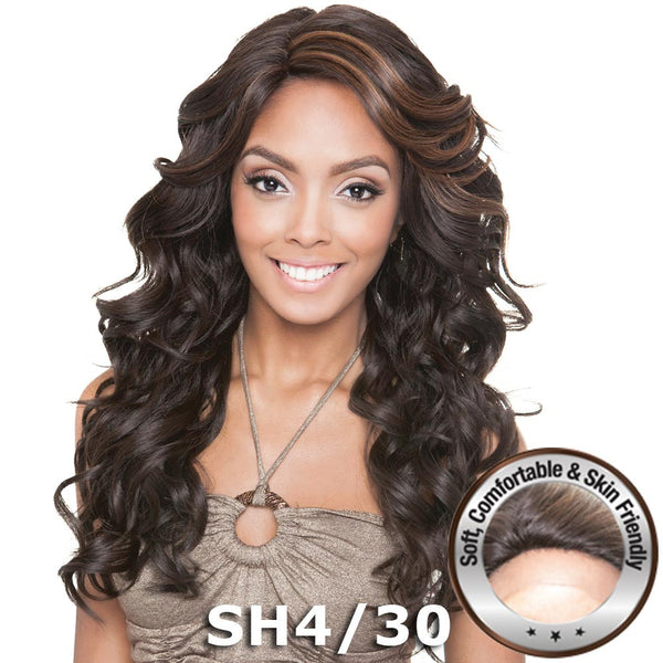 Isis Red Carpet Cotton Lace Front Wig - RCP808 DAHILA
