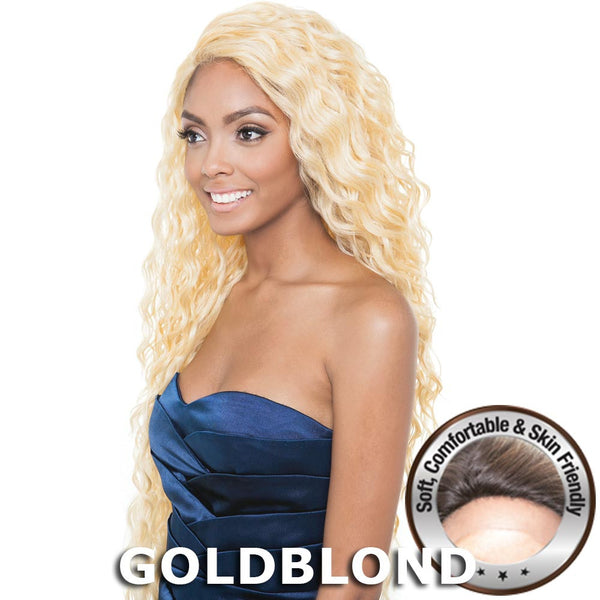 Isis Red Carpet Cotton Lace Front Wig - RCP809 MARIGOLD