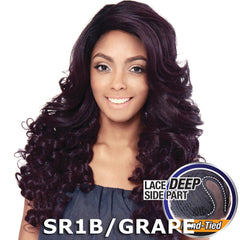 Isis Red Carpet Synthetic Hair Silk Lace Front Wig - RCP607 FEBRUARY
