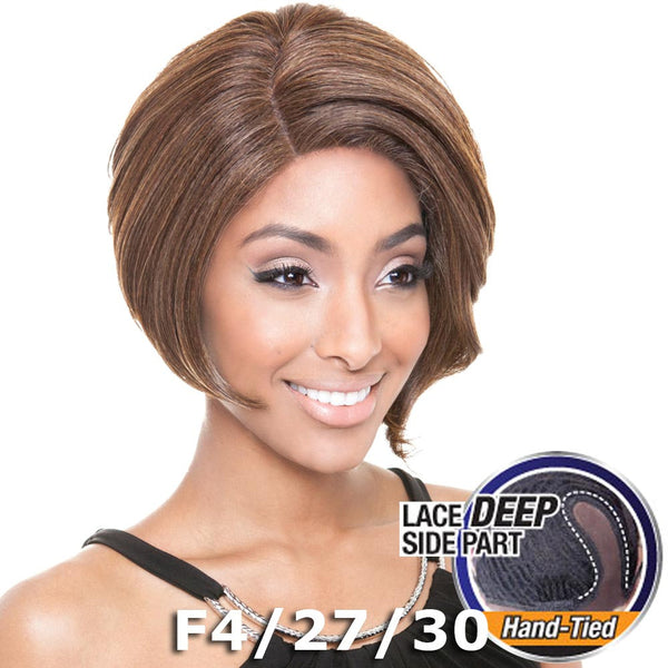 "Isis Red Carpet Silk Lace Front Wig - RCP608 MARCH (8"")"
