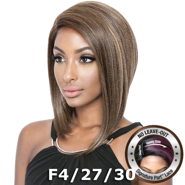 "Isis Brown Sugar Signature Part Soft Swiss Lace Front Wig - BSS201 CHIC (12"")"