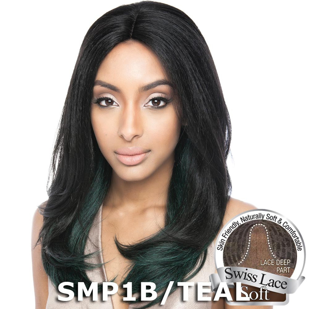 Isis Brown Sugar Soft Swiss Lace Front Wig Bs223 18