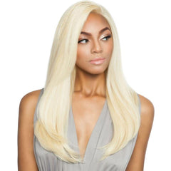 Mane Concept Brown Sugar Human Hair Blend Whole Lace Wig - BS411
