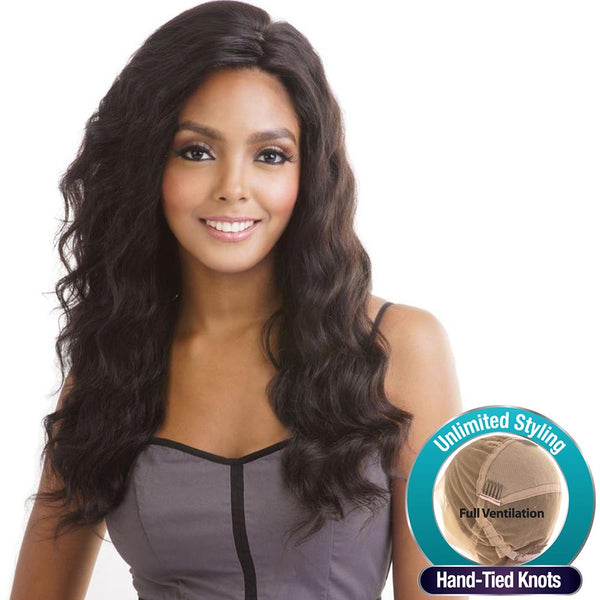 "Trill Brazilian Unprocessed Hair Whole Lace Wig - TRL401 (LOOSE DEEP 22""~24"")"