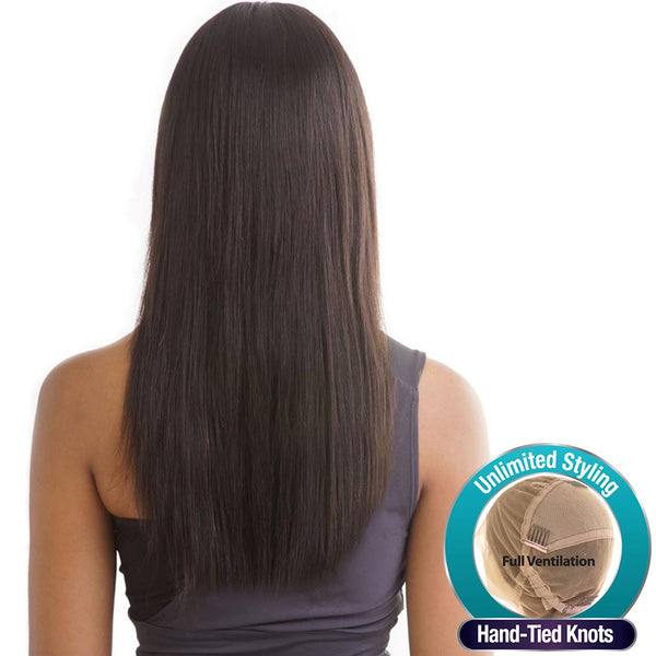 "Trill Brazilian Unprocessed Hair Whole Lace Wig - TRL4120 (Straight 20"")"