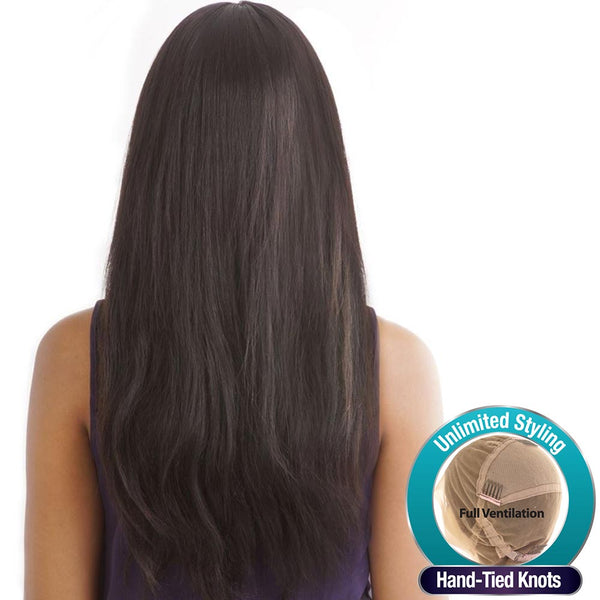"Trill Brazilian Unprocessed Hair Whole Lace Wig - TRL4124 (Straight 24"")"