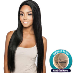 "Trill Brazilian Unprocessed Hair Whole Lace Wig - TRL4128 (Straight 28"")"