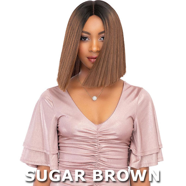 Janet Extended Part Lace Front Wig - TEAH