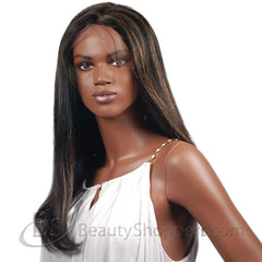 JAZZ WAVE Remy Human Hair Whole Lace Wig - LC-7031