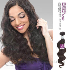 Janet Unprocessed Bundle Hair - NATURAL BODY