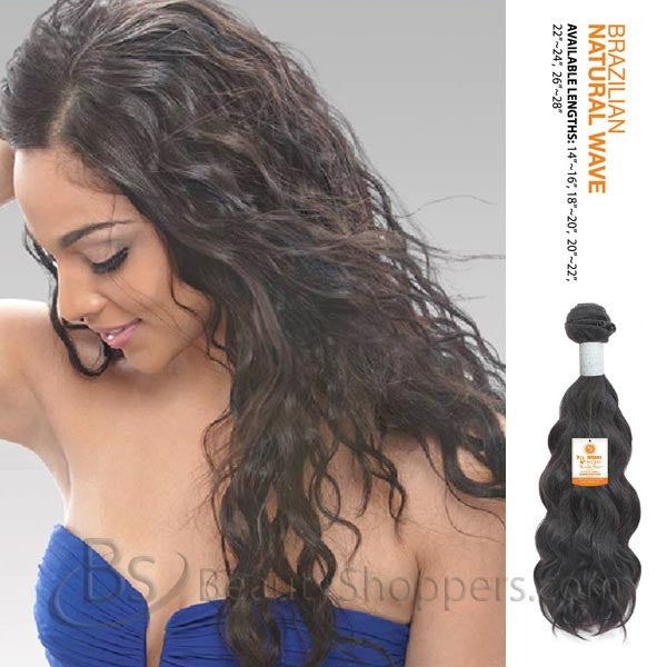 Janet Collection Unprocessed Brazilianbundle Hair Weave Natural