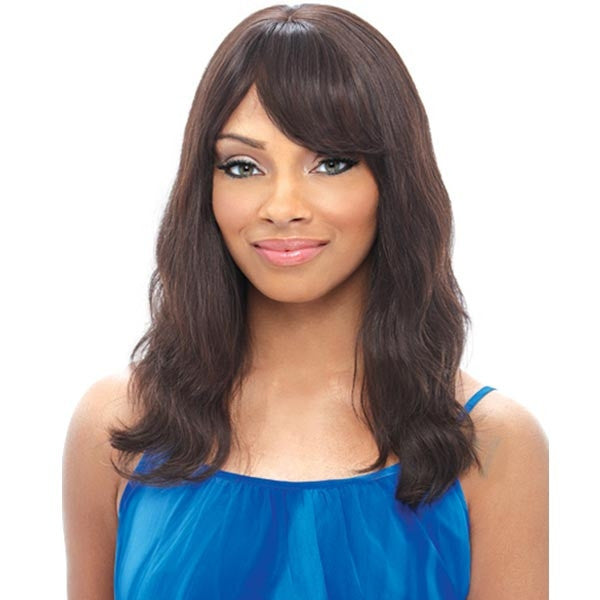 Janet Unprocessed Remy Human Hair - BRAZILIAN NATURAL WIG