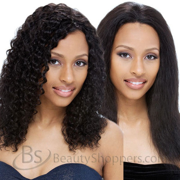 Janet Collection 100% Indian Pure Remy Human Hair Full Lace Wig - IMPERIAL (Wet & Wavy)