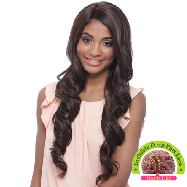 Janet Collection Super Flow Deep Part Lace Wig - ELVEEN