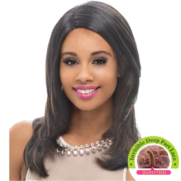 Janet Collection Super Flow Deep Part Lace Wig - GRACE