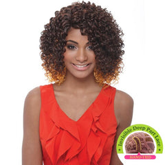 Janet Collection Super Flow Deep Part  Lace Wig - JOYA (Deep Curl Style)