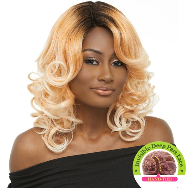 Janet Collection Super Flow Deep Part  Lace Wig - MARCH