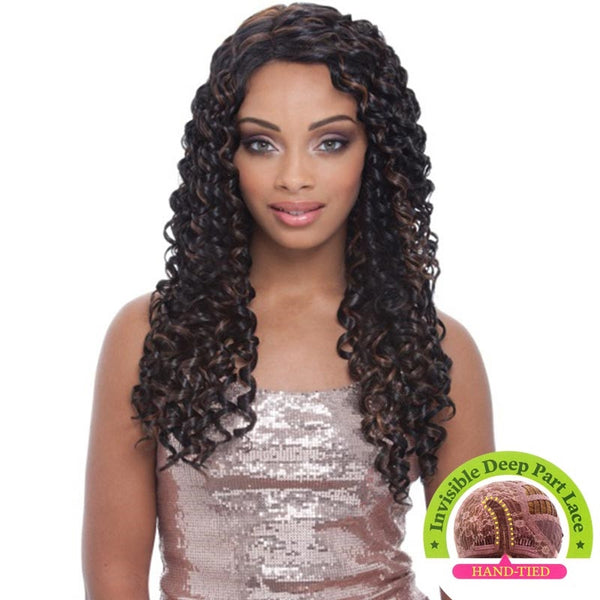 Janet Collection Super Flow Deep Part Lace Wig - MONICA 28""