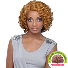 Janet Collection Super Flow Deep Part Lace Wig - REBECCA