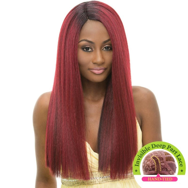 Janet Collection Super Flow Deep Part Lace Wig - SOSIE