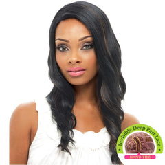 Janet Collection Super Flow Deep Part Lace Wig - VIVIAN