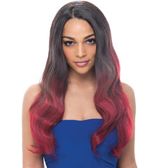 Janet Collection Unprocessed Human Hair Lace Wig - BRAZILIAN LACE NATURAL BODY WIG