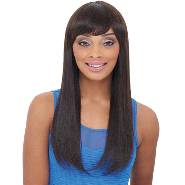 Janet Collection 100% Pure Remy Human Hair Wig - HANNA