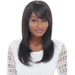 Janet Collection Remy Human Hair Wig - LILIA WIG