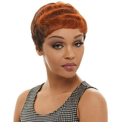 Janet Collection Remy Human Hair Wig - MISS MOMMY
