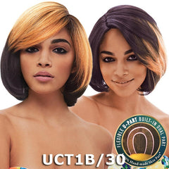 Janet Collection W-Part Wig (Dual Part & Color) - NAVAEH