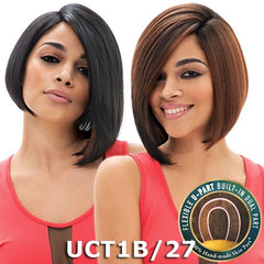 Janet Collection W-Part Wig (Dual Part & Color) - WIKED