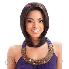 Janet Collection Synthetic Hair Whole Lace Wig - ANGELA