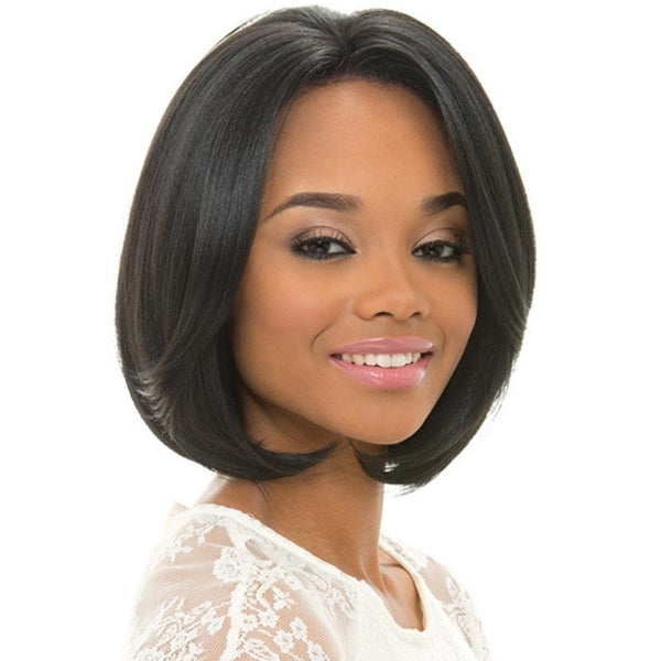 Front Lace Wigs By Janet Collection Is A Series Of 100 Human Hair And Synthetic Hair Wigs 40