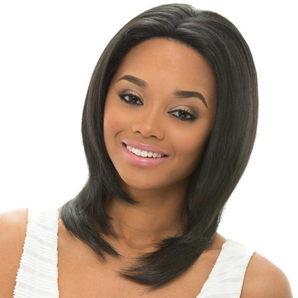 Janet Collection Remy Human Hair Whole Lace Wig - OLIVIA