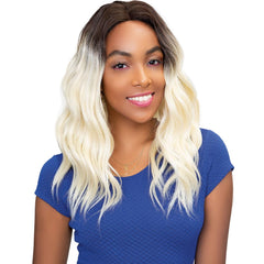 Janet Collection 4X4 Princess Free Parting Lace Wig - AKALI