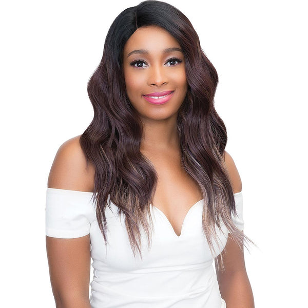 Janet Collection 4X4 Princess Free Parting Lace Wig - SKY